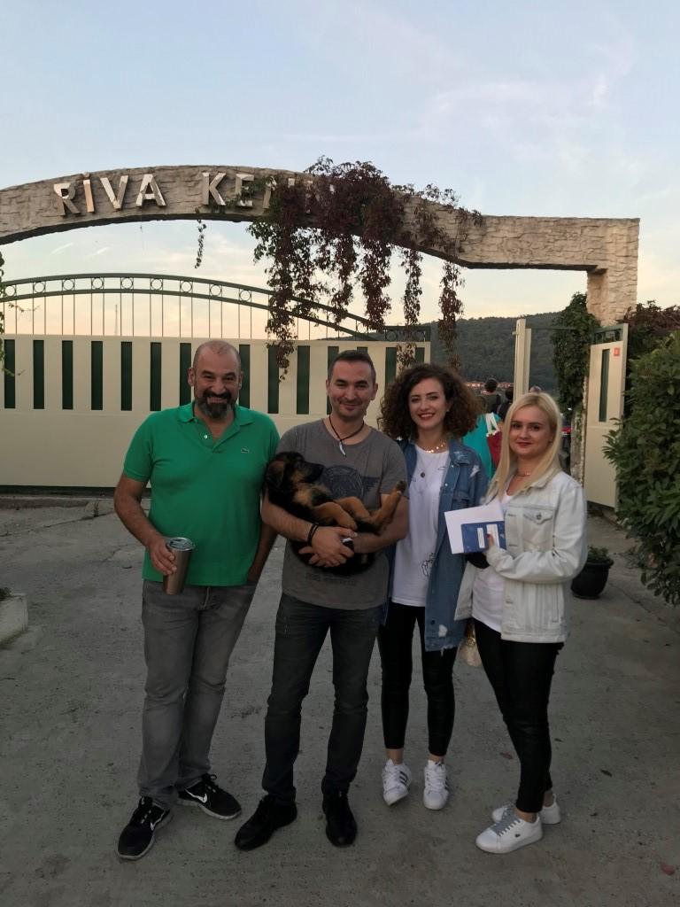 Tiger yeni ailesi ile birlikte Ankara'ya gidiyor.