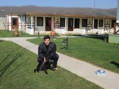 Working line köpeğimiz Zift yeni sahibi ile